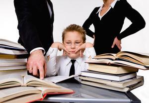 Σχολείο. Ανάμιξη των γονιών