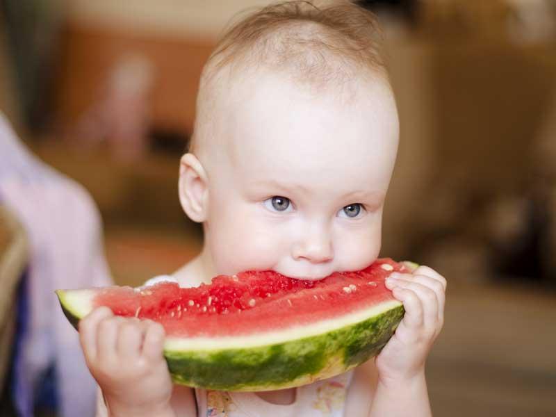 Baby – led weaning. Μέθοδος εισαγωγής στερεών τροφών στα βρέφη. b6dd6c5e885