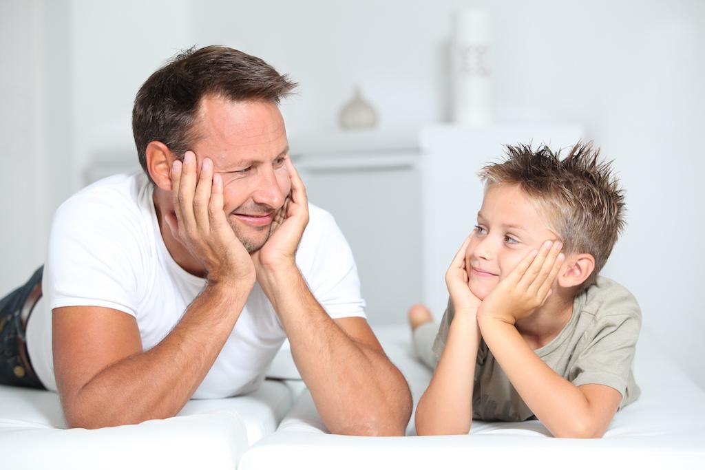 Αποτέλεσμα εικόνας για επικοινωνία με τα παιδιά
